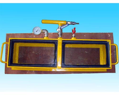 PSZ型罐底焊缝真空检漏盒