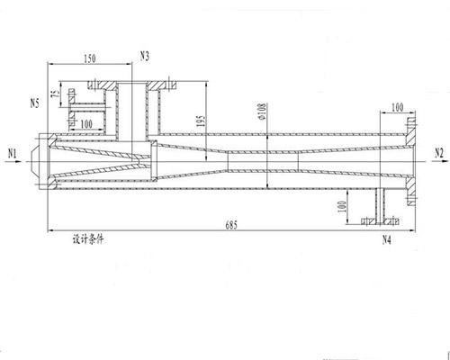 PH2S液硫池喷射器