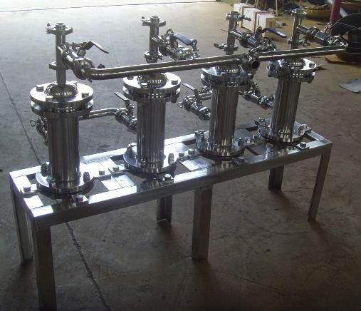 JM金属滤芯精细过滤器