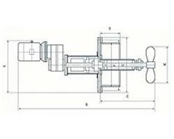 FA固定角型、VA可变角型侧向插入式搅拌机